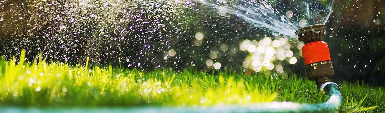 Vatten från en brunn